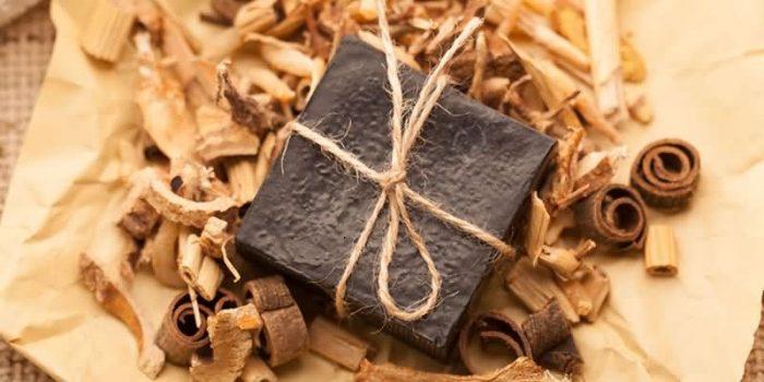 塞舌尔特产海椰子香皂