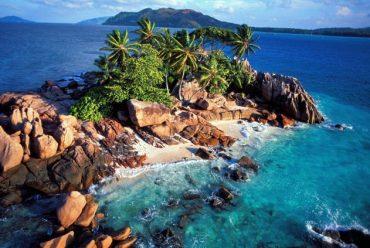 塞舌尔圣皮埃尔岛