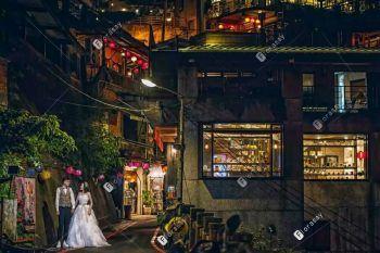 异国风情海外婚礼婚拍