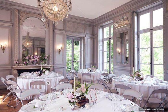 法国巴黎海外婚礼-拉奢斯娜城堡