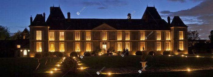 法国巴黎海外婚礼-珍芙尼城堡