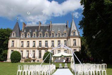 法国巴黎海外婚礼 珊特妮城堡攻略