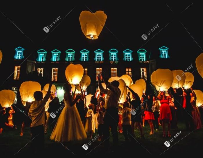 法国巴黎海外婚礼-珊特妮城堡