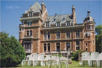 法国巴黎海外婚礼 美瑞东城堡攻略