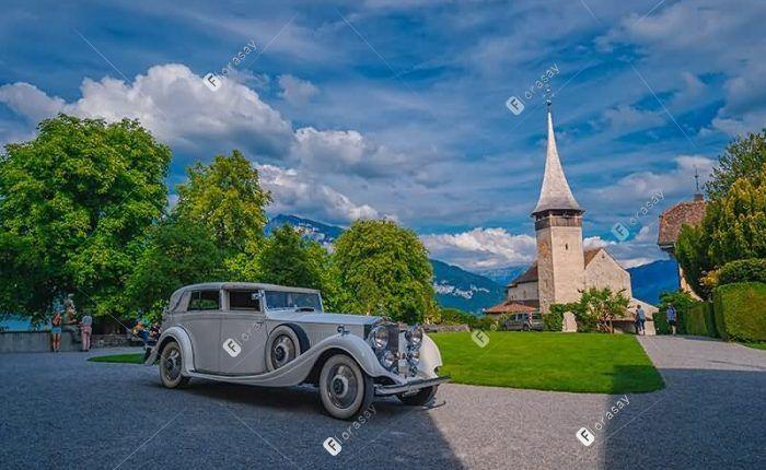 瑞士海外婚礼-施皮茨城堡教堂