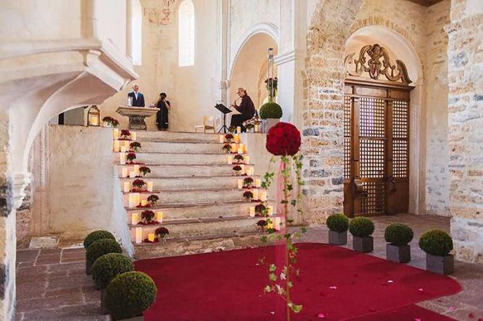 海外瑞士婚礼介绍 雪山草地的浪漫约定