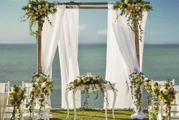 巴厘岛四季金巴兰酒店婚礼