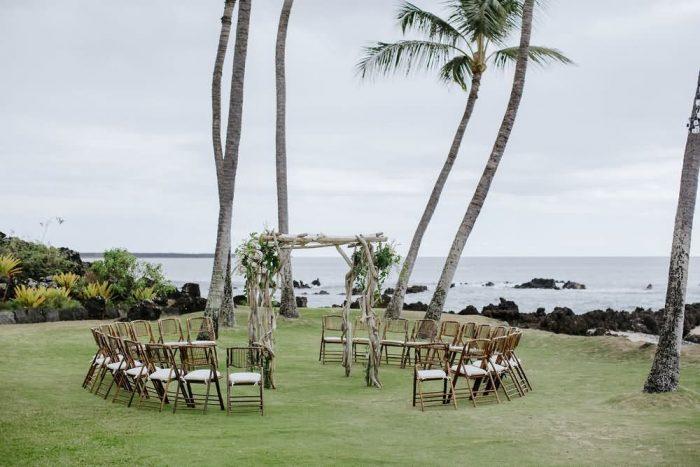 夏威夷婚礼套餐