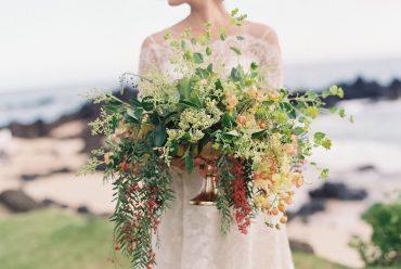 体验热情舞动的草裙舞,挚爱系列蓝色夏威夷婚礼套餐