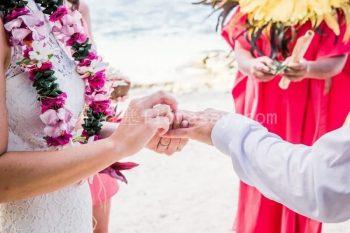 世界一流婚礼策划和婚拍摄影团队,法属波利尼西亚大溪地婚礼套餐及定制