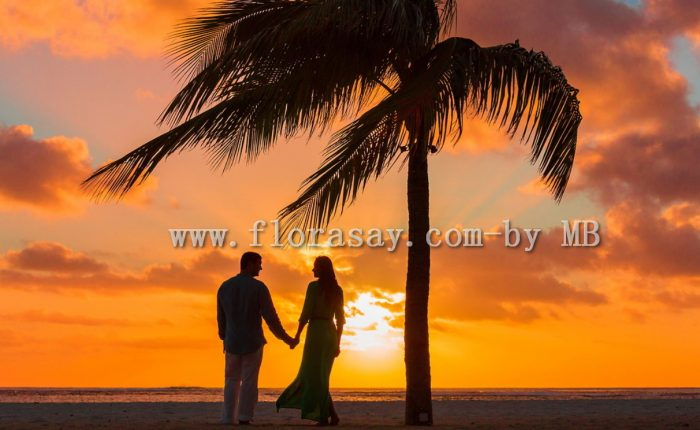 毛里求斯海外婚礼套餐——四季酒店婚礼