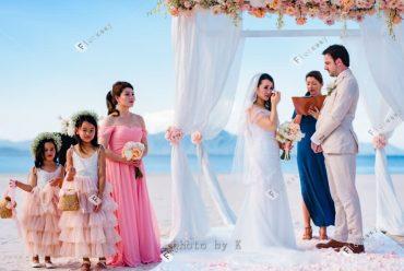 越南岘港婚礼蜜月婚拍旅拍