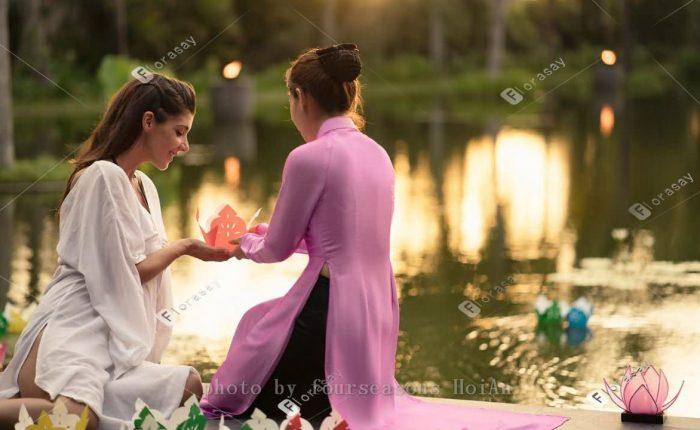 越南岘港会安四季酒店婚礼