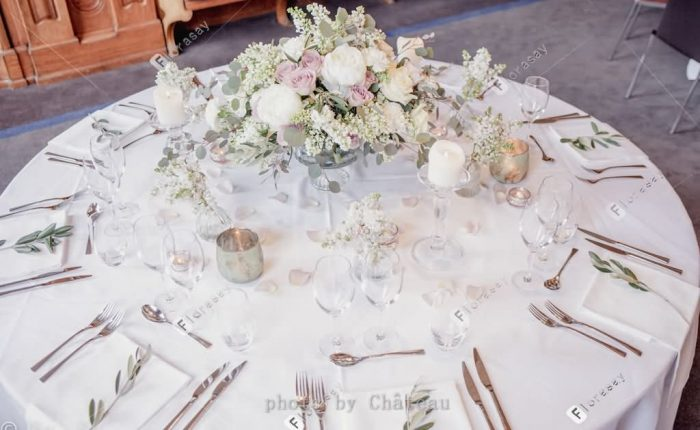欧洲法国古堡小型婚礼套餐
