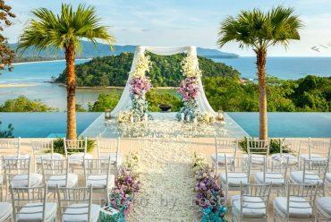 划算到没有朋友的婚礼套餐 普吉岛安纳塔拉海外婚礼