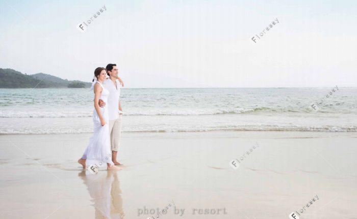 普吉岛安纳塔拉海外婚礼,奢华海岛婚礼套餐