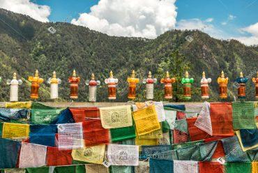 不丹海外婚礼,藏式风情佛系森林婚礼套餐