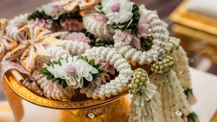泰国清迈四季酒店性价比传统泰式兰纳婚礼套餐