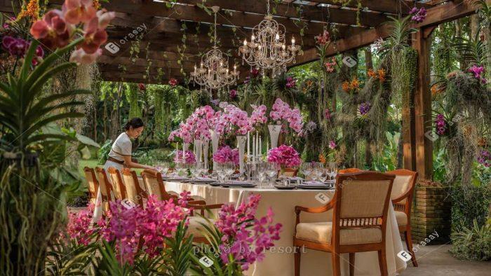 泰国清迈四季酒店,性价比传统泰式兰纳婚礼套餐
