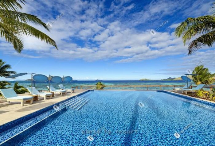 斐济海外婚礼,最方便抵达的外岛托阔里奇喜来登Fiji Sheraton Resort Tokoriki Island海岛婚礼套餐