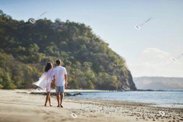 中美洲哥斯达黎加热带雨林海滩风情婚礼套餐