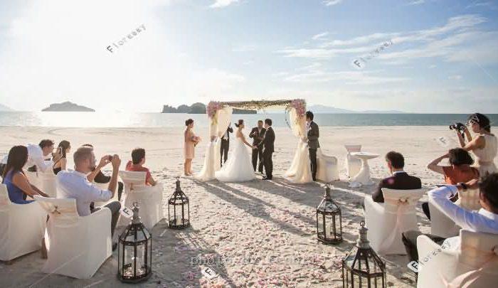 马来西亚兰卡威四季酒店,性价比海岛婚礼套餐