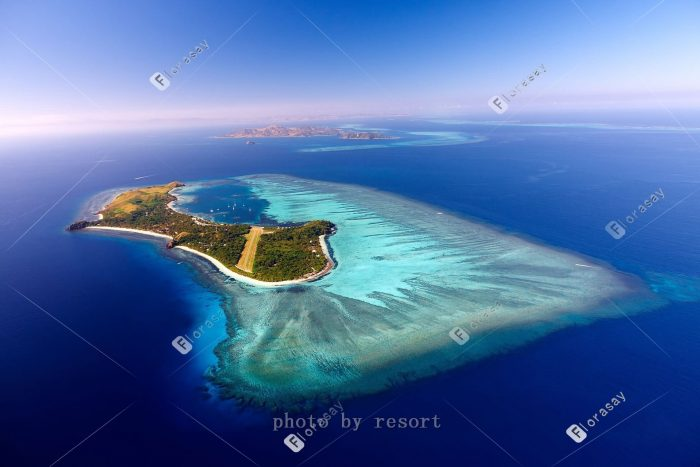 明星同款斐济婚礼,金银岛海岛婚礼套餐