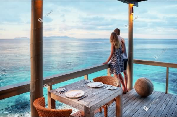 不一样的斐济婚礼,网红VOMO私人海岛婚礼