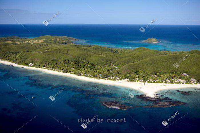 斐济海外婚礼,亚萨瓦酒店海岛婚礼套餐