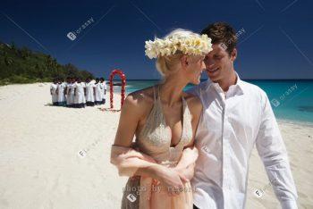 宁静而美好的斐济海外婚礼 亚萨瓦度假村yasawa海岛婚礼套餐