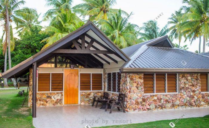 接待国宾的斐济植物岛婚礼,活力四射的海岛婚礼套餐