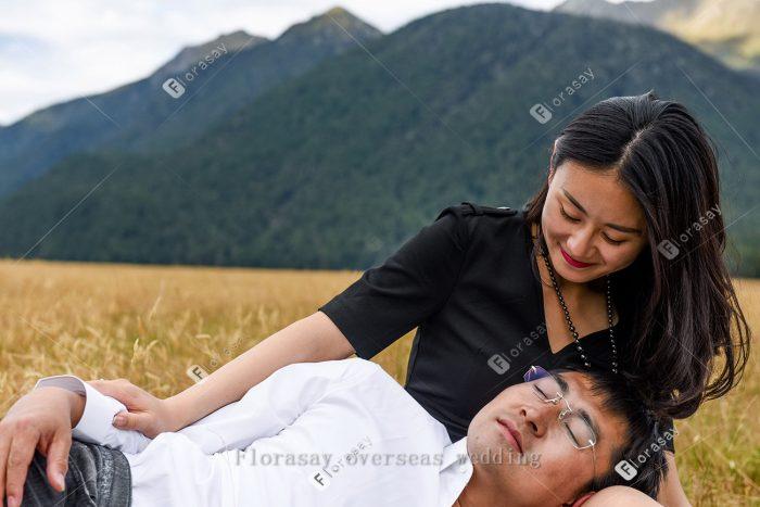 斐济蜜月婚礼婚拍旅拍套餐 优秀摄影师为您留下浪漫的回忆
