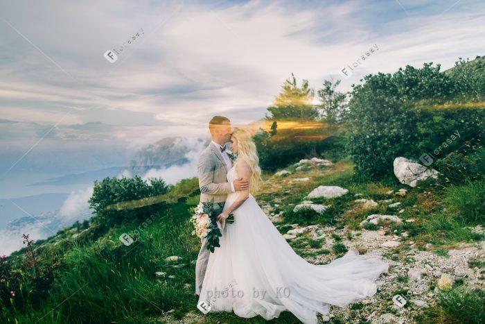 鲜为人知而颜值超群的巴尔干小国黑山共和国 海外旅行婚纱摄影旅拍婚拍超值套餐