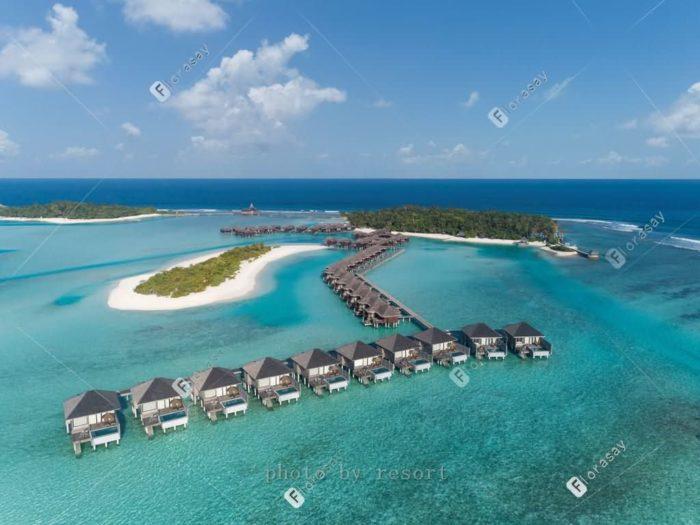 马尔代夫婚礼签约岛屿