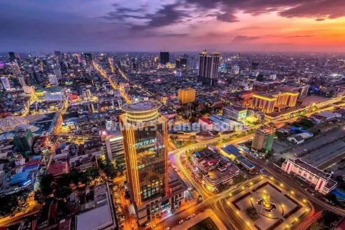 柬埔寨金边Urban Village公寓,洪森大道旁的超值活力社区