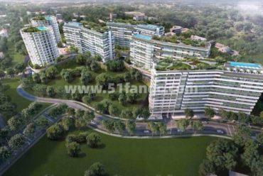 柬埔寨金边菩提树Bodaiju Residences公寓,地段优越的房产项目