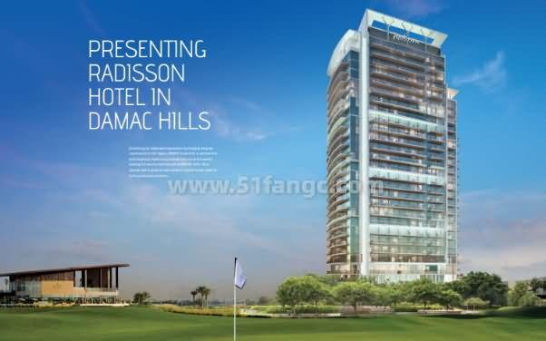 阿联酋迪拜丽笙酒店公寓海外房产,世界领先的五星级酒店项