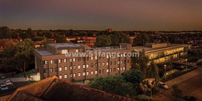英国伦敦Dolphin Bridge House公寓,享受地道的英伦生活