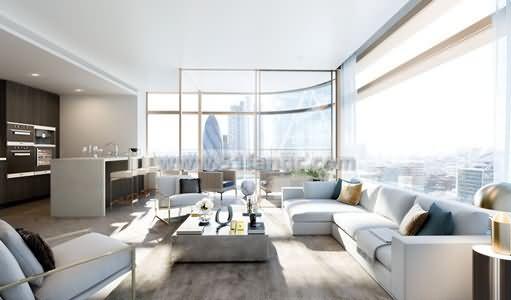 英国伦敦Principal Tower公寓,伦敦金融城摩天地标豪宅