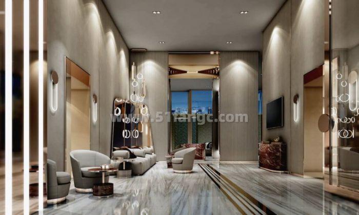 泰国曼谷Ashton Asoke Rama 9公寓,新金融区的标志性建筑