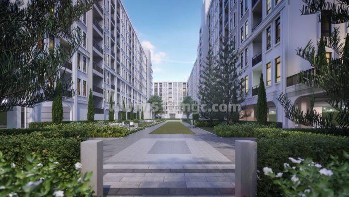 泰国曼谷Aspire Asoke-Ratchada公寓,毗邻中国大使馆性价比投资公寓