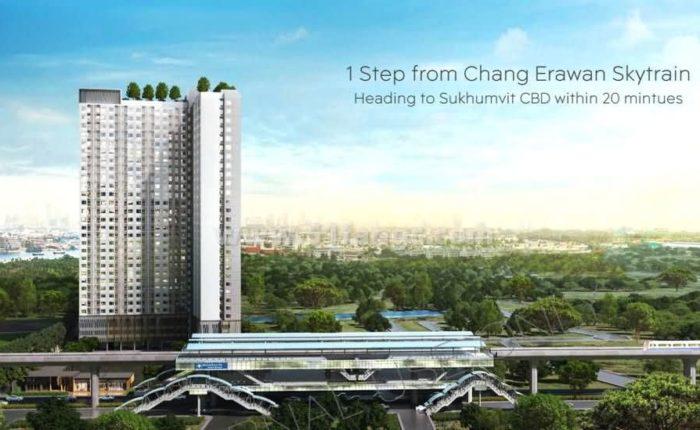 泰国曼谷Aspire Erawan公寓,尽享美好生活与优质城市资源