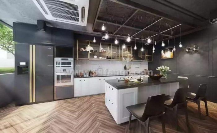 泰国曼谷Hype Sathorn公寓,曼谷湄南河旁临铁公寓