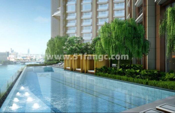 泰国曼谷东方文化公寓海外房产,曼谷新兴旅游打卡地标