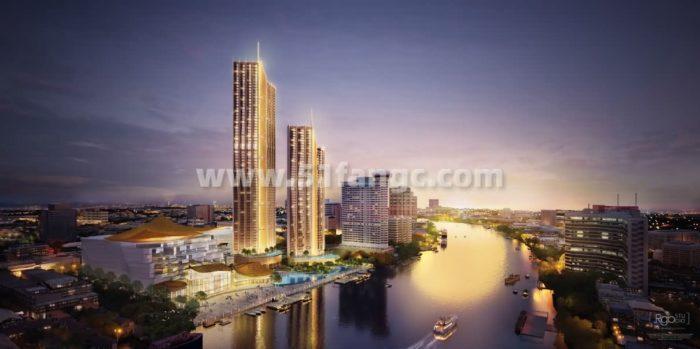 泰国曼谷东方文化公寓,曼谷新兴旅游打卡地标