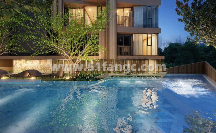 泰国曼谷Quintara Arte Sukhumvit 52公寓海外房产,坐拥繁华曼谷顶级商业区