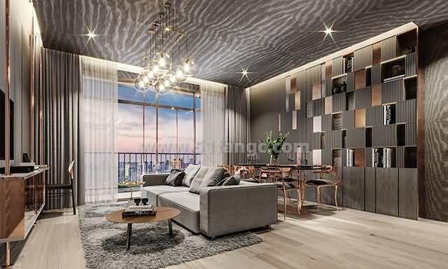 泰国曼谷Rhythm Ekkamai Estate公寓,日韩富人区高端精品公寓