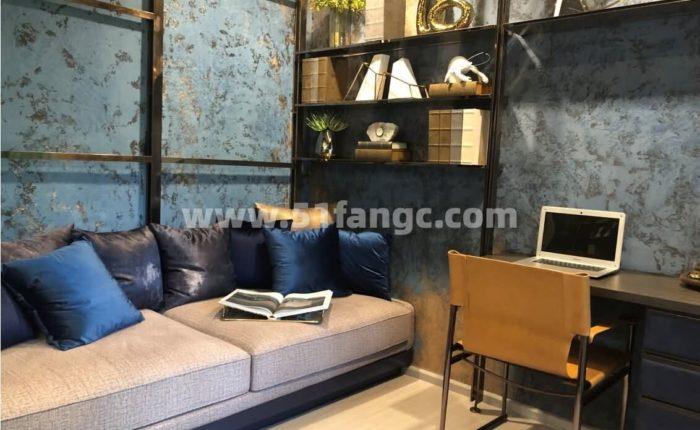 泰国曼谷Life Sathorn Sierr公寓,打造独一无二的森林社区