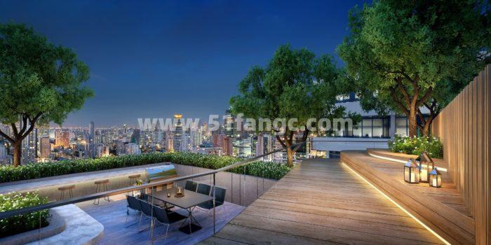 曼谷Walden Sukhumvit 39,日韩富人区高性价比高端公寓