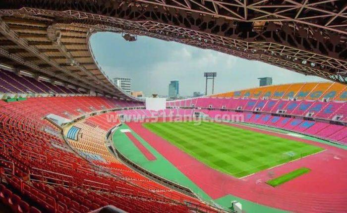 曼谷蓝康恒·大学里The Livin Ramkhamhaeng,蓝康恒新区素坤逸繁华富人区